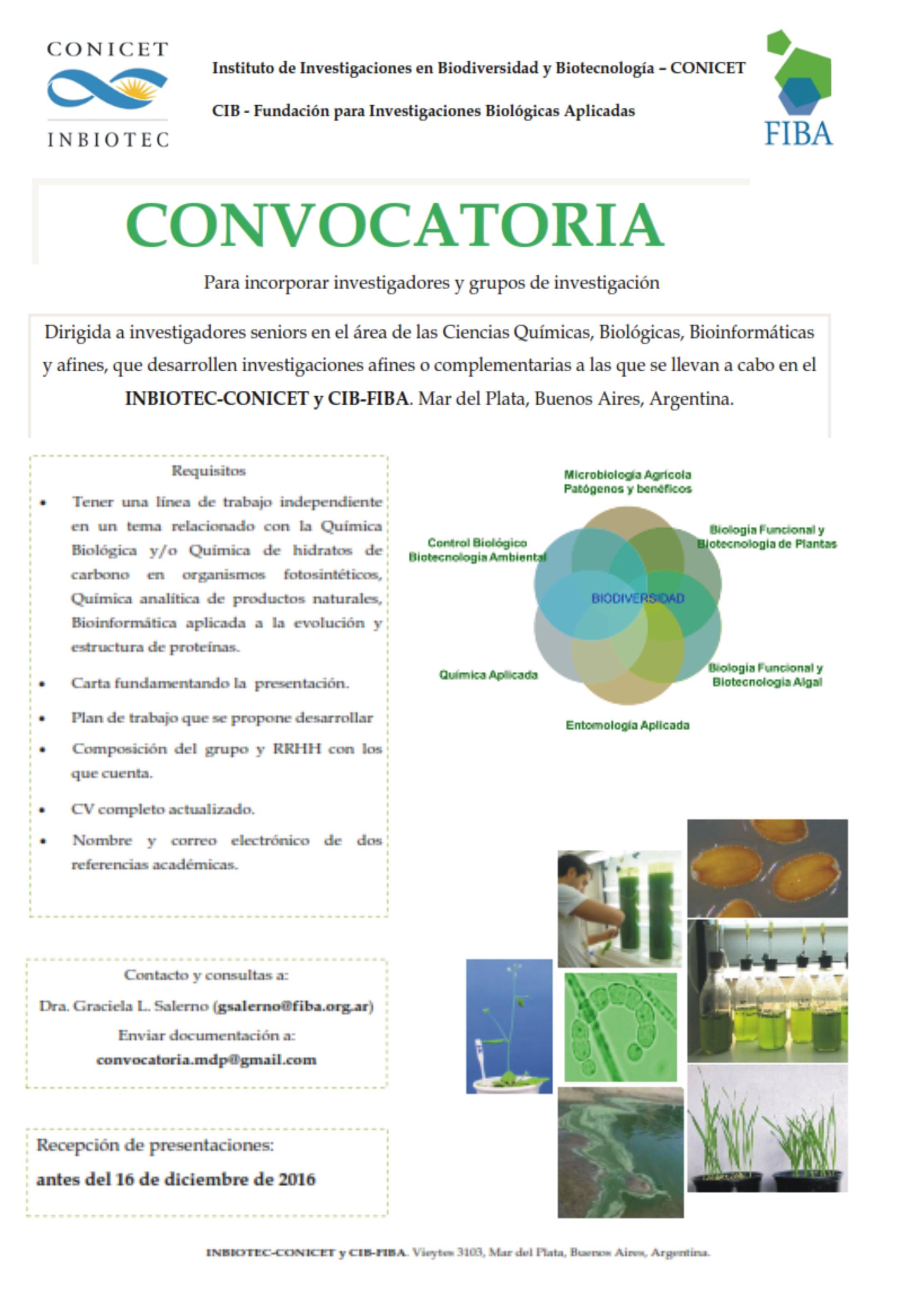 Positions (Concursos) | FIBA Fundación para Investigaciones ...