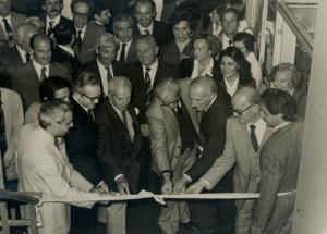 Inauguración del CIB