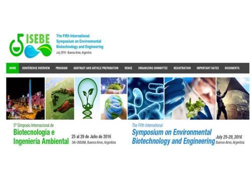 Symposium Environ Biotech
