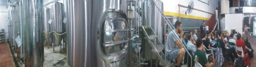 Taller Cerveza Artesanal
