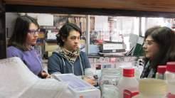 2016 09 16 Alumnos en el Lab 1 con GLS