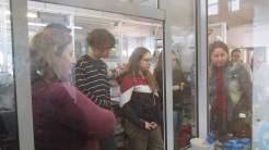2016 09 16 Alumnos en Lab 4 con Fabi y Fernanda
